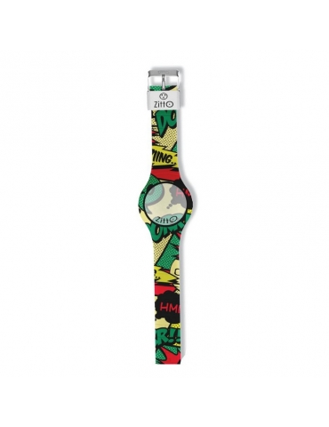 Orologio Zitto Comics Total Action 36 mm