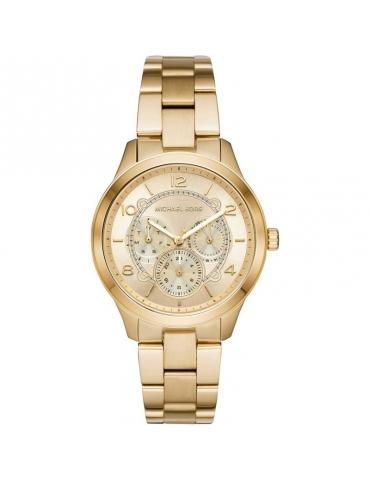 Orologio Michael Kors Donna Runway Gold