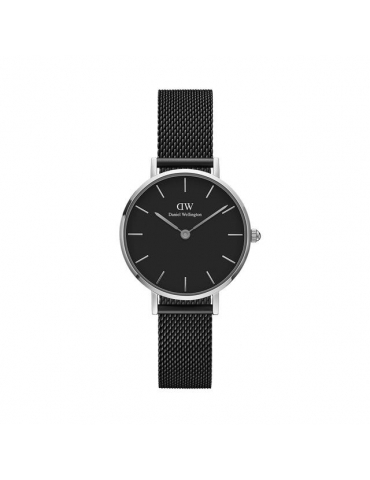 Orologio Donna Daniel Wellington Classic Petite Ashfield 28mm Nero