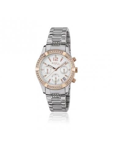 Orologio Donna Breil C'est Chic Cronografo Acciaio