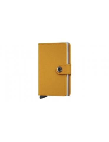 Portacarte Secrid Miniwallet Crisple Amber
