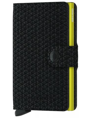 Portacarte Secrid Miniwallet Diamond Black