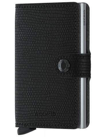 Portacarte Secrid Miniwallet Rango Black