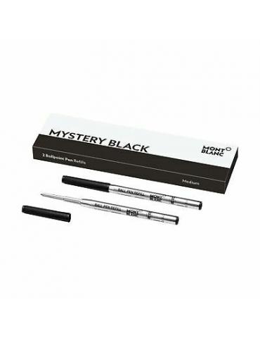 Refill Penna Sfera Montblanc (M) Mystery Black