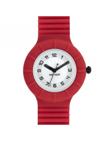 Orologio Hip Hop Donna Numbers Tango Red