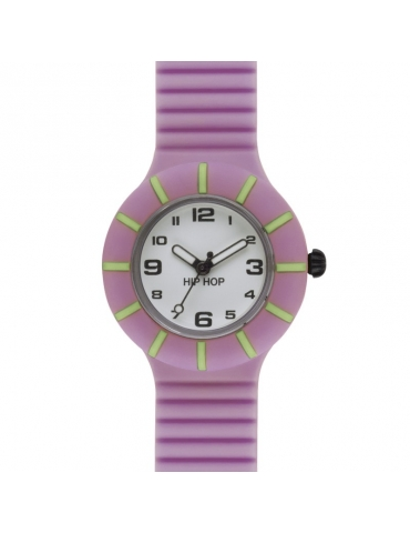 Orologio Hip Hop Bambino Orchid Bloom