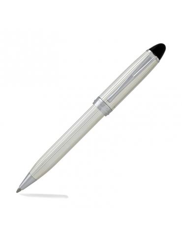 Penna Sfera Aurora Ipsilon Silver