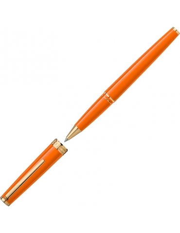 Roller Montblanc PIX Orange Gold