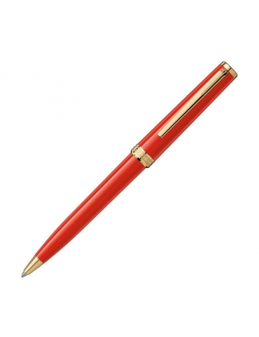 Penna a Sfera Montblanc PIX Red/Gold