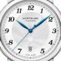 Orologio Montblanc Star Legacy Date Automatic Blu