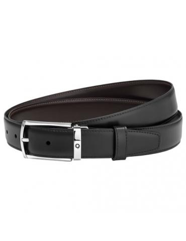 Cintura Montblanc Business Line Reversibile