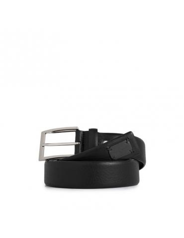 Cintura Piquadro uomo in nabuk con fibbia ad ardiglione CU3898C52 - Mega 1941