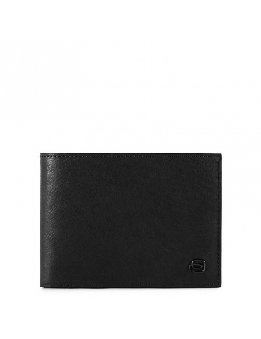 Portafoglio Piquadro uomo con dodici scomparti porta carte di credito PU1241B3 - Mega 1941