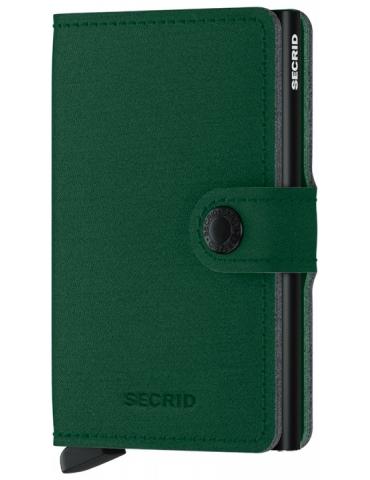 Portacarte Secrid Miniwallet Yard Black