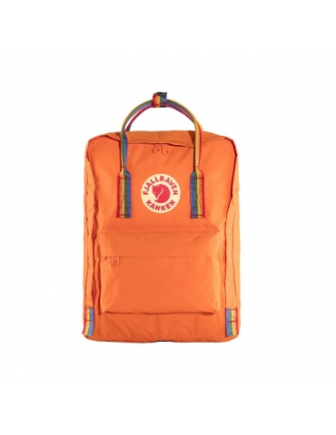 Zaino Fjallraven Kanken Rainbow Purple