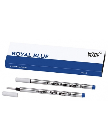 Refill Fineliner Montblanc (B) Royal Blue