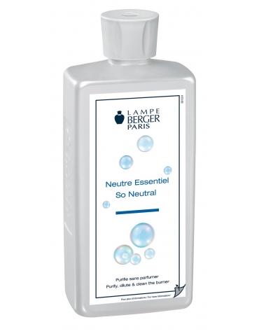 Profumatori Ambiente LAMPE BERGER Neutre Essentiel 1000 ml