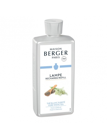 Profumatori Ambiente LAMPE BERGER Thé Blanc Pureté 500 ml