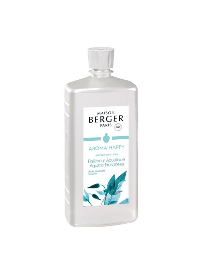 Profumatori Ambiente LAMPE BERGER Aroma Happy Fraîcheur Aquatique 1000 ml