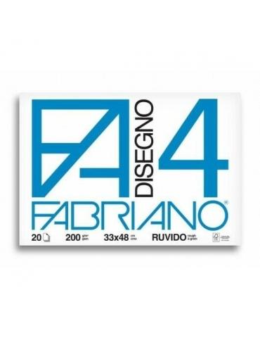 Blocco Fabriano F4 797 Ruvido 33x48 220 - Mega 1941