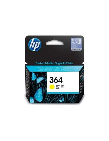 Cartuccia Stampante HP 364XL Giallo