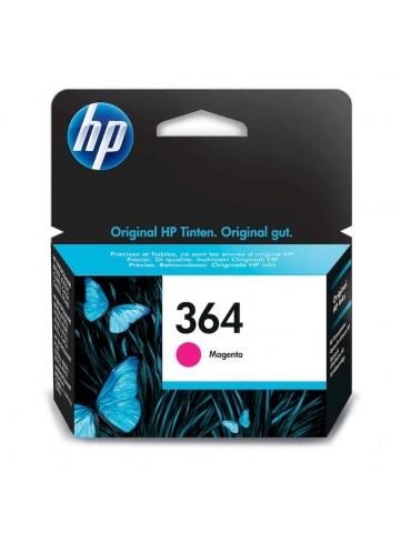 Cartuccia Stampante HP 364 Magenta