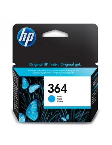 Cartuccia Stampante HP 364 Ciano