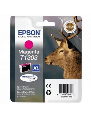Cartuccia Stampante Epson T1303 Magenta