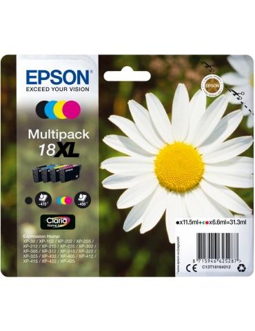 Cartuccia Stampante Epson 18XL Multipack 4 colori
