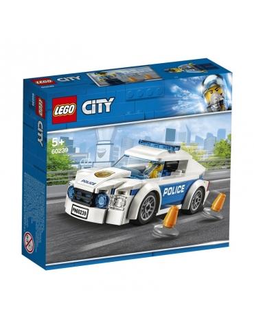 LEGO City LEGO City Auto di pattuglia della Polizia