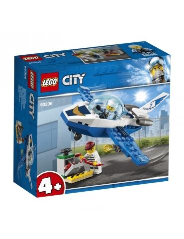 LEGO City Pattugliamento della Polizia aerea
