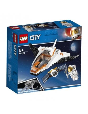 LEGO City Missione di riparazione satellitare