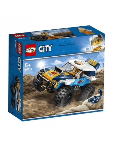 LEGO City Auto da rally del deserto