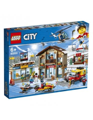 LEGO City Stazione sciistica