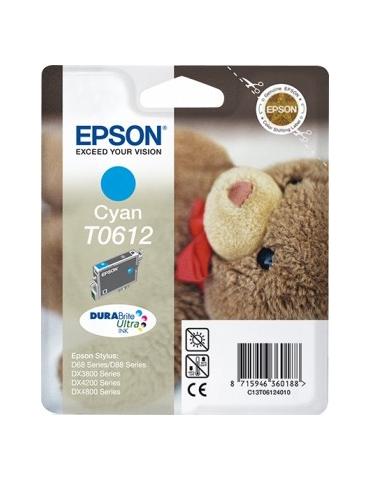 Cartuccia Stampante Epson T0612 Ciano
