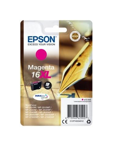 Cartuccia Stampante Epson 16XL Magenta