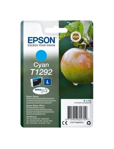 Cartuccia Stampante Epson T1292 Ciano
