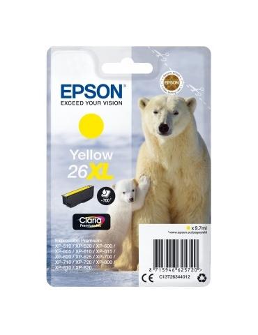 Cartuccia Stampante Epson 26XL Giallo