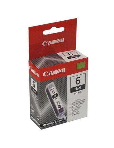 Cartuccia Stampante Canon BCI- 6BK Nero