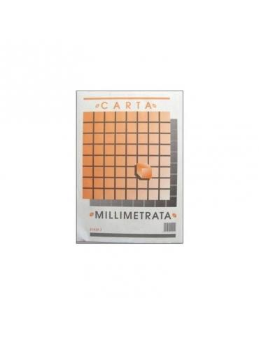 Album Carta Millimetrata Fabriano A4