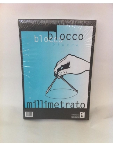 Album Carta Millimetrata Picarta Fabrianese 29,7x42