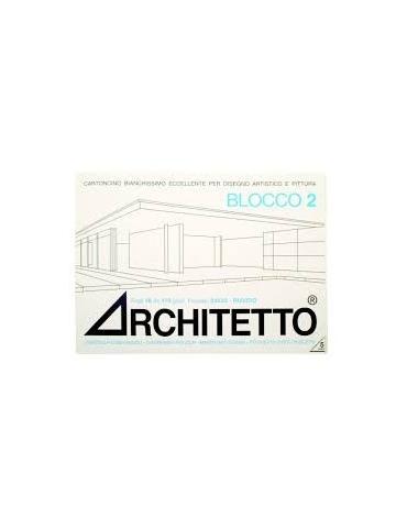 Album da Disegno Architetto F2 Ruvido 33x48 cm