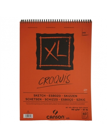 Sketchbook Canson XL Croquis A5