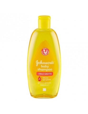 Shampoo Johnson's Baby 300 ml