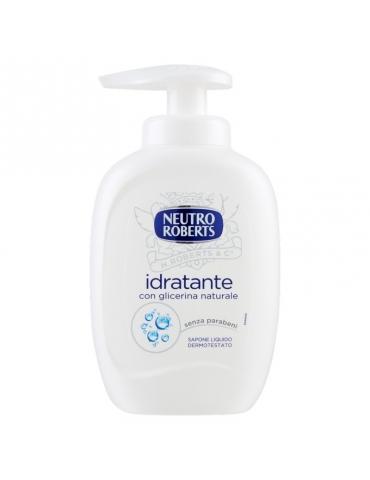 Sapone Liquido Mani Neutro Roberts Idratante 300 ml