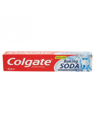 Dentifricio Colgate Baking Soda 75 ml