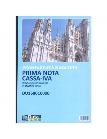Prima Nota Cassa-Iva (Duplice Copia)