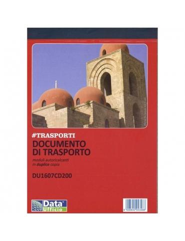 Documento Di Trasporto (Duplice Copia)