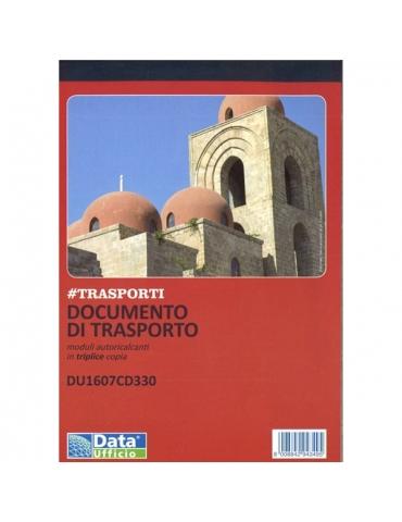 Documento Di Trasporto (Triplice Copia)