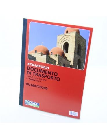 Documento di Trasporto A4 (Duplice Copia)